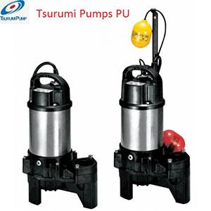 Bơm chìm nước thải Tsurumi cánh xoáy 40PU 2.15S